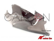 belly tank belly Carbon 400 grit twill Autoclave Ducati Panigale V4 r
