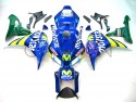 Full Street Hull Abs Replica Movistar Honda Cbr 1000 RR 2006-2007