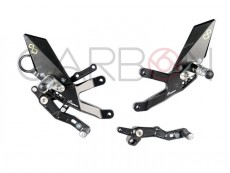 fixed footrest lightec bmw s1000r (17-18)-rr-hp4(15-18)