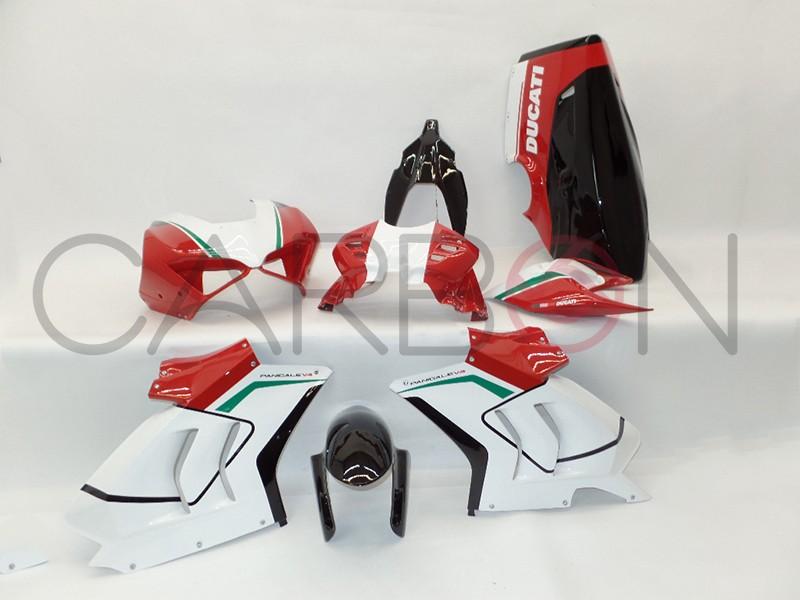 Complete Fairing Kit Racing Custom Painting DUCATI V4R 2019