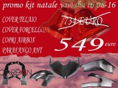 is the coal of NataleKit natale yamaha r6 08-16