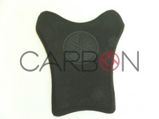 Neoprene shaped motorcycle saddle