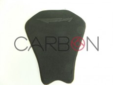 Neoprene shaped motorcycle saddle aprilia