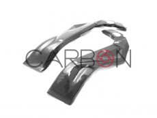 Carbon fiber frame cover Aprilia Tuono 1000 2004-2009