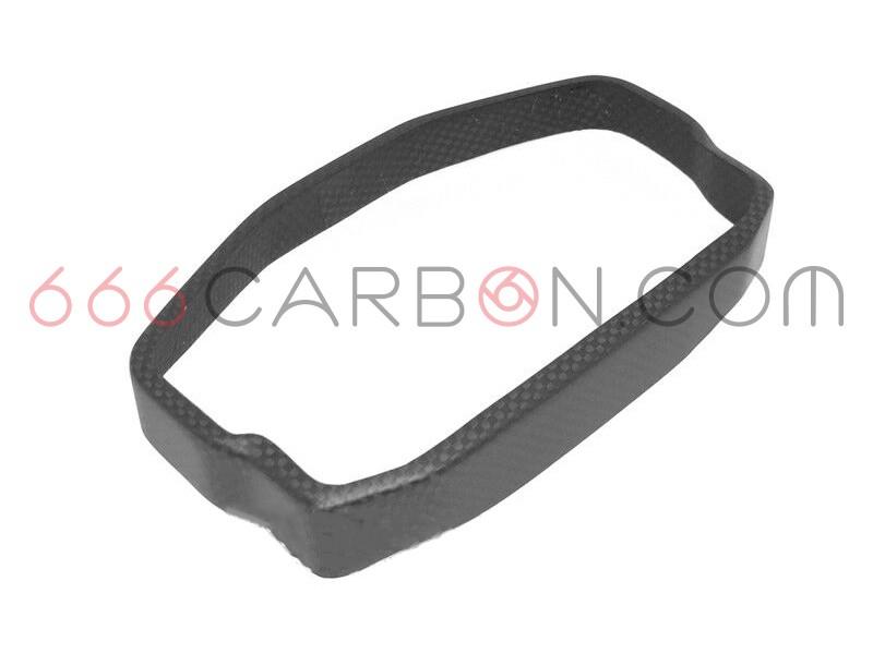 Cover strumentazione carbonio autoclave Ducati 1199 Panigale