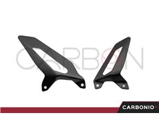 Pair of front heel guards Ducati SBK PANIGALE 1199