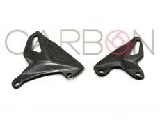 Heel covers Ducati Panigale V4