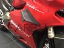 Aerodynamic fins Carbon plain 200 frame (ducati performance frame) Ducati Panigale 959