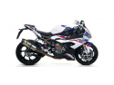 BMW S1000RR 2019-2020 Kit completo COMPETITION FULL TITANIUM ARROW 71205CKZ