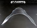 Plexiglas BSS - BRITISH SUPERSPORT F.Fabbri BNRACE15 BMW s1000rr 2015-2018