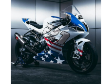 Kit Complete Racing Fairing replica USA BMW S 1000 RR 2019