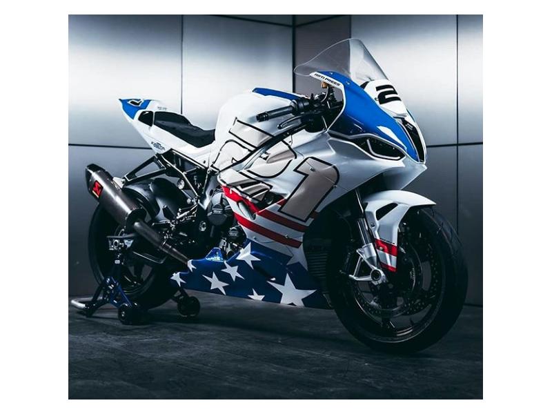 Kit Complete Racing Fairing replica BMW S 1000 RR 2019
