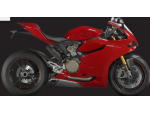 Complete fairing kit RED Ducati 1199 Panigale