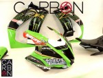 Complete Racing Fairing Kit Sbk 2020 Kawasaki ZX-10 R 2016-2019