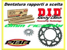 Kit Trasmissione Racing 520