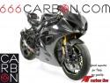 Complete carbon fairing suzuki gsxr 1000 twill 400 texture