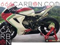 Complete fairing kit Racing Replica Corse MV Augusta F3 800
