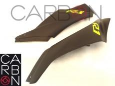 Side fairings (sides) Racing aviofiber yamaha YZF-R1 2020