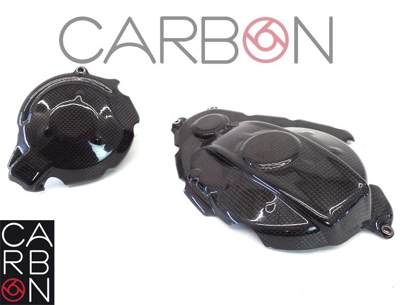 Carbon Kit Engine Cover Suzuki GSX-R 1000 L7 2017-2018-2019-2020