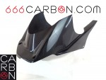 Rear fender with carbon chain cover Honda CBR 1000 RR 2020-