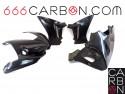 Fiberglass front fairing kit Honda CBR 1000 RR 2017-2019