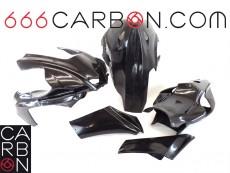 Fiberglass complete fairing kit Yamaha YZF R1M 2020