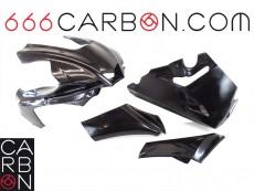 Fiberglass front fairing Yamaha YZF-R1 2020 M