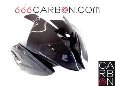 Carbon fiber racing upper fairing BMW S 1000 RR 2015
