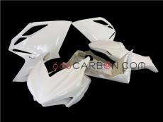 Fiberglass complete fairing Mv Agusta f4 1000