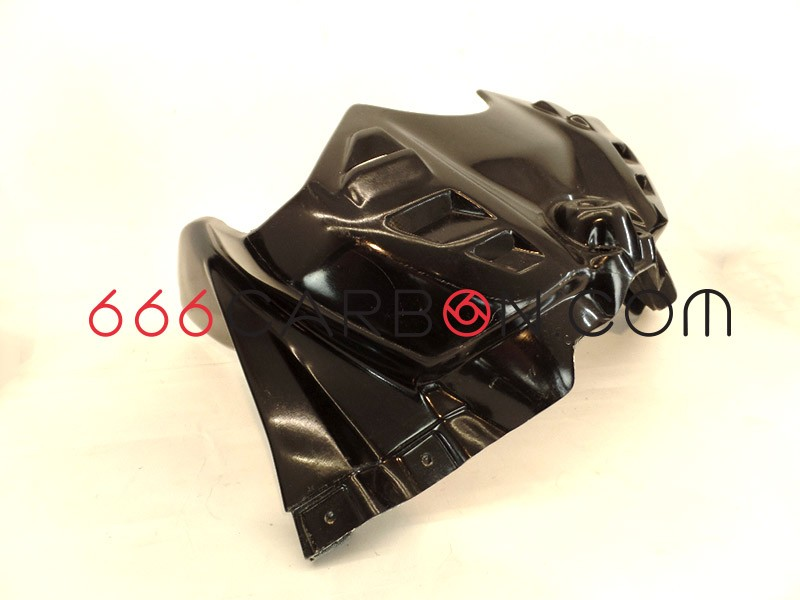 Fiberglass fuel tank cover Ducati 899 Panigale 2013-2015