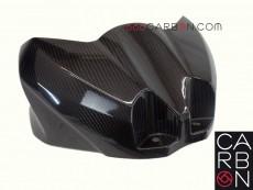 Carbon airbox cover AUTOCLAVE TWILL 200 Suzuki GSX-R 1000 L7 2017-2018-2019-2021