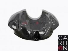 Carbon fiber road airbox cover Yamaha R6 2017-2021