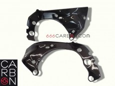 Carbon frame cover TWILL 200 autoclave yamaha r1 2015-2021