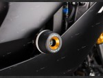 Shock Absorbed Frame Protection Kit yamaha r1 2015-21- M -STEYA213