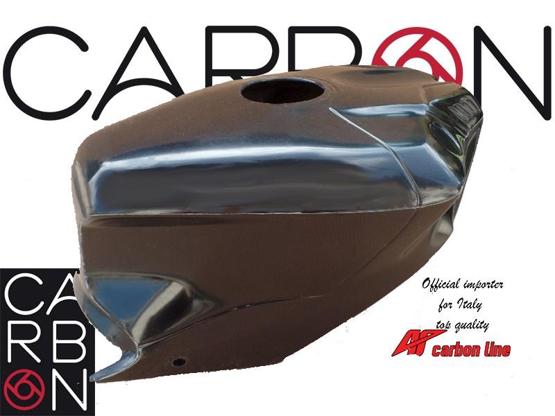 carbon fiber fuel tank cover Yamaha YZF-R1 2015-2019