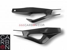 Carbon Swingarm Cover Autoclave Twill BMW S1000RR 2019