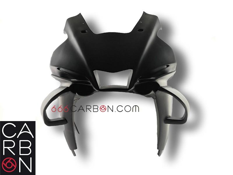 Raw Aviofiber Aerodynamic Fins Yamaha R1 2020-2021