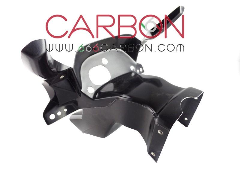 lavatex fiber air duct + subframe o Yamaha R1 2020-2021