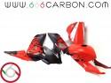 Fairing Kit Complete official graphics 666carbon 2021 BMW S 1000 RR 2015-2016