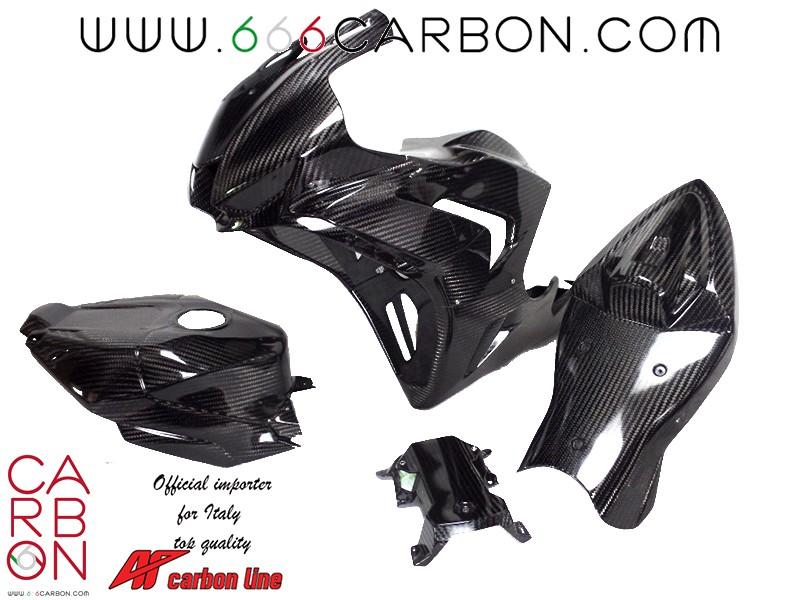 carbon omplete fairing kit Honda CBR 1000 RR 2020