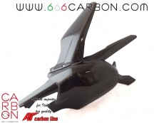 Ducati Panigale V4 Autoclave Carbon swingarm cover for rear fender