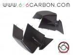 Twill200 Carbon Aerodynamic Flaps BMW S1000RR 2019--21