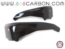 Carbon fiber frame cover STREET Aprilia RS 660 tuono 660 (2020-21)