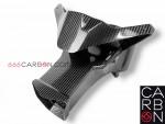 twill200 carbon instrument holder with air tube, honda cbr1000rr 2020-2021