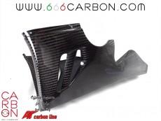 Honda CBR 1000 RR 2020 carbonio autoclave twill400 racing lower fairing