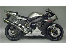 low mount mid-pipe for stock collectors Yamaha YZF 1000 R1 2002-2003