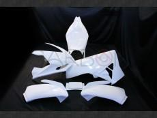 Fiberglass complete fairing kit Aprilia RSV4 2009-14