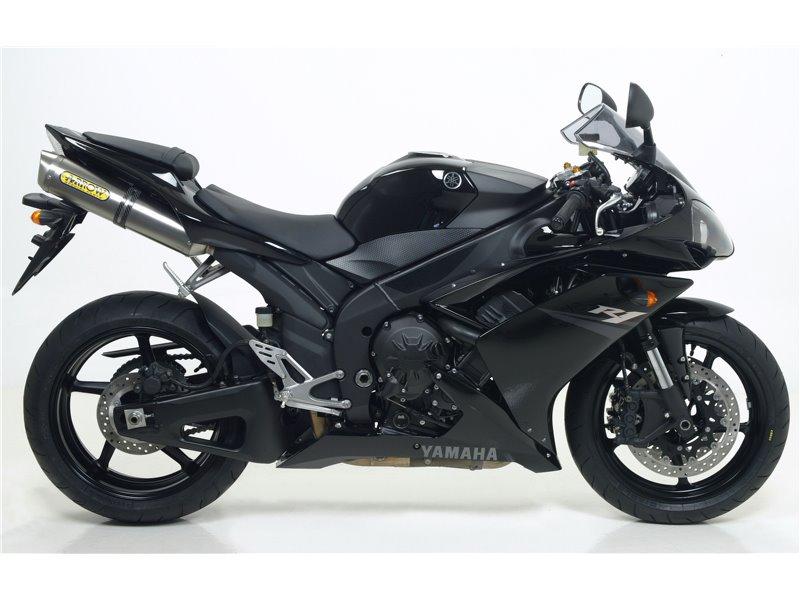 Raccordo per collettori originali Yamaha YZF 1000 R1 2007-2008 - 666 ...