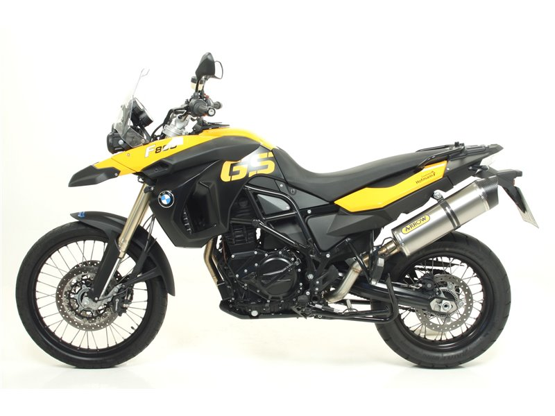 racing collectors bmw f 800 gs adventure 2008 2016 arrow. Black Bedroom Furniture Sets. Home Design Ideas