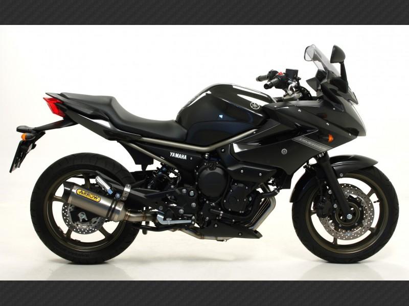 Yamaha Xj Arrow Exhaust